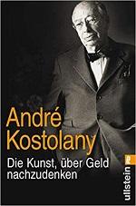 Andre Kostolany Autobiographie