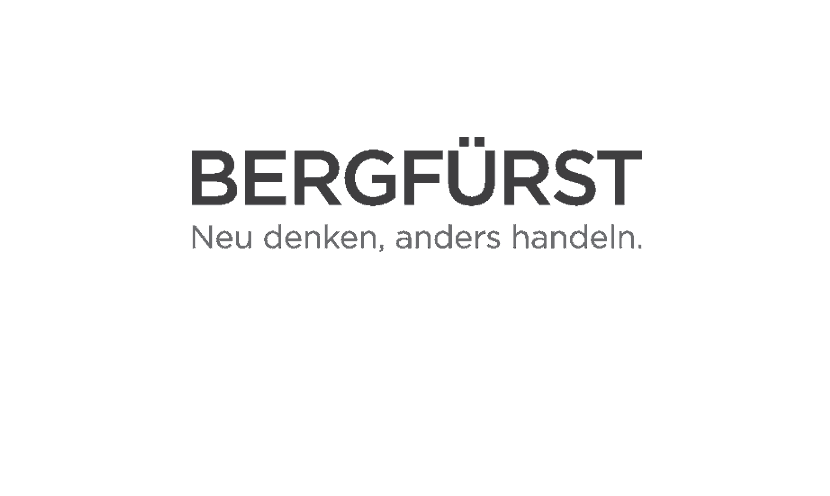 bergfürst logo immobilien investieren