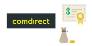 comdirect Logo Erfahrungsbericht