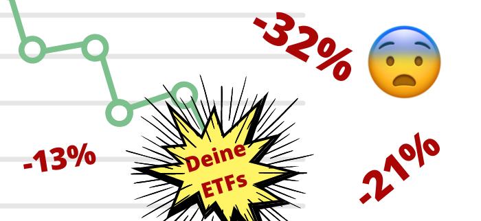 Nachteile & Risiken von ETFs