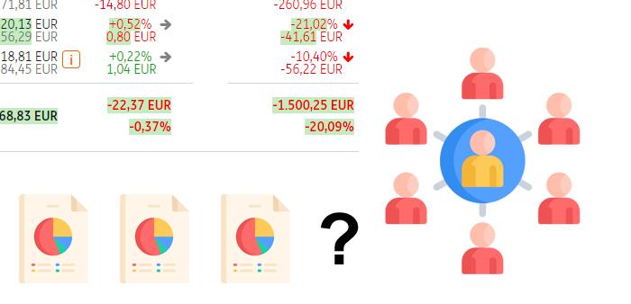 Börsenkrise ETF Sparplan oder Aktien investieren