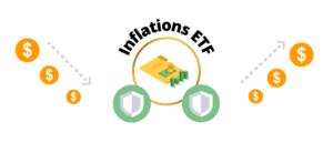 Inflationsgeschützte Anleihen ETF Inflation ETF