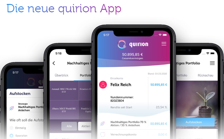 App von quirion