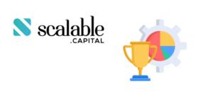 Scalable Capital Broker Einmalanlage & Sparplan