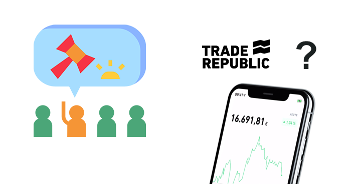 ETF Sparplan bei Trade Republic App