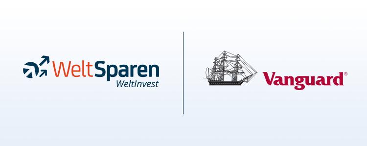 ETF Partner Vanguard und WeltInvest/Raisin Invest